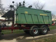 2013 Brantner TA 16045 XXL