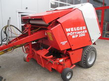 Used Welger RP 200 M