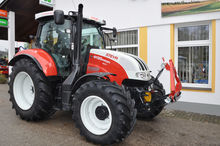 Used 2016 Steyr 4130