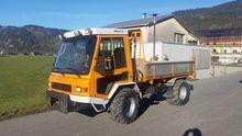Used 2001 Lindner Un
