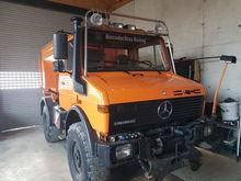 Used 2000 Mercedes U