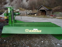 Used Krone Easy Cut