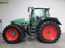 Used 2002 Fendt 924