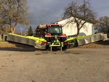 Used 2002 Claas 8550