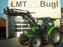 Used 2008 Deutz Fahr