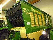 Used 2016 Krone ZX 4