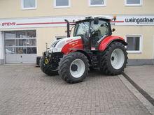 Used 2016 Steyr 4120