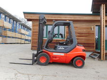 Used 1996 Linde H25D