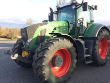 Used 2010 Fendt 927