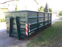 Containerprofi 24m³ Abrollconta