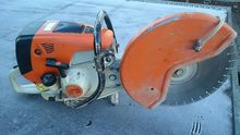 Used Stihl TS 700 in