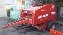 2005 Mascar 2120 bálázó KEVESET