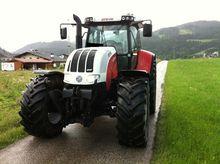 Used 2005 Steyr 6135