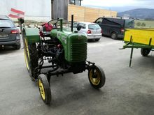 Used 1956 Steyr T80a