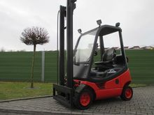 Used 1996 Linde H16T