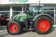 Used 2016 Fendt 724