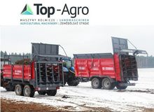 2016 Top-Agro Dungstreuer N267/
