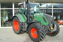 Used 2016 Fendt 312