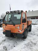 2007 Multicar Fumo Carrier H 4x