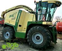 2012 Krone Big X 500