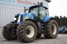 Used 2006 Holland T8