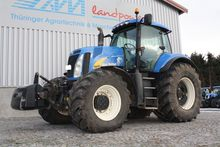 Used 2007 Holland T8