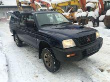 Used 2002 Nissan L20