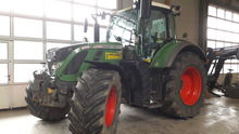 Used 2012 Fendt 720