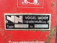 Used 1999 VOGEL & NO