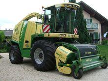2004 Krone Big X V12 mit Gras u
