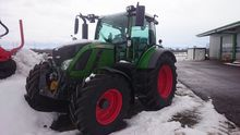 Used 2017 Fendt 513