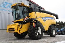 2016 New Holland CX 5090