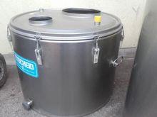 Etscheid Milchtank 440 Liter (6