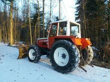 Used 1985 Steyr 8080
