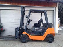 2003 Still 3t Dieselstapler Sti