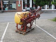 Used Rau Feldspritze