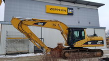 Used 2005 CAT 325 CL