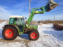 Used 2002 Fendt 280S