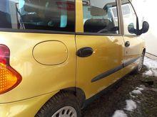 2002 Fiat Multipla 1.9 JTD Pers