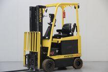 2006 Hyster E-Stapler Hyster Tr