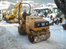 Used 1999 CAT CB 224