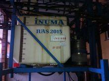 Inuma Aufbauspritze 2015