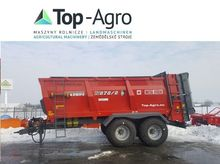 2017 TOP-AGRO Dungstreuer 12Ton