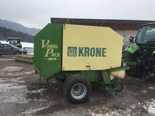 Used Krone Krone Var