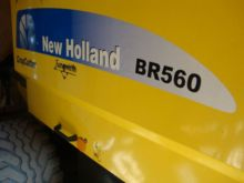 2005 New Holland BR 560