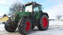 Used 2001 Fendt 411