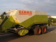 Used 1999 CLAAS Quad