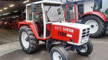 Used 1979 Steyr 8070