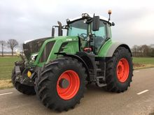 Used 2015 Fendt 828