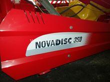 2015 POETTINGER NOVADISC 350